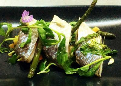 Mújol,kimchi-y-collejas-en-escabeche