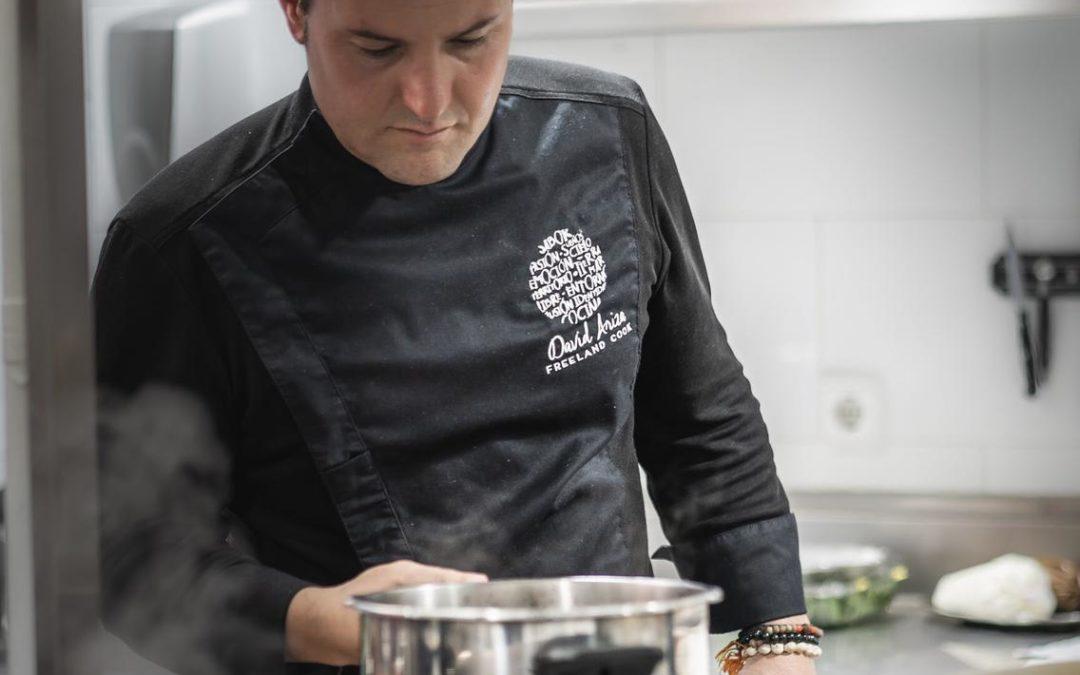 Programa cocina con David Ariza online