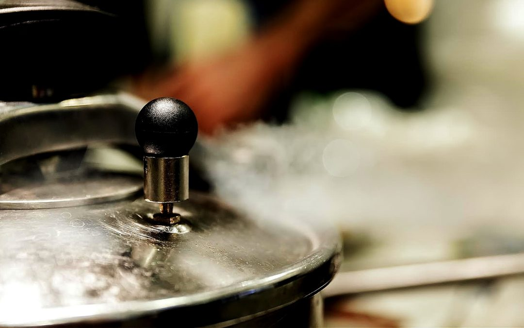 Aprende a hacer arroz en olla exprés