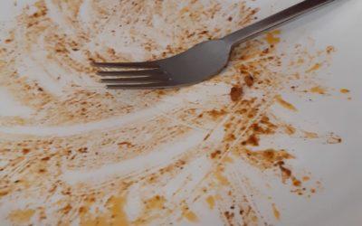 Arroz de pollo con garbanzos