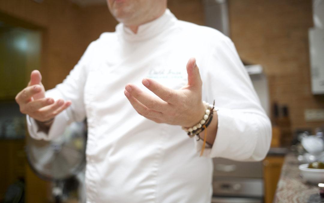 Si cocinas para otro el 80% de su salud está en tus manos