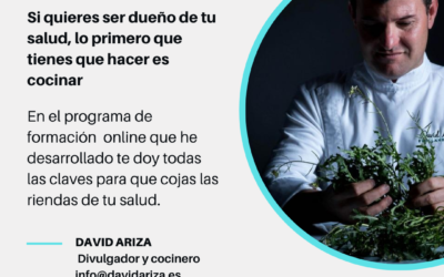 Aprender a cocinar es simple y sencillo