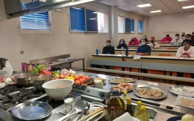 ¿Qué pasa con la formación gastronómica? Aprende a dar clases prácticas de cocina online