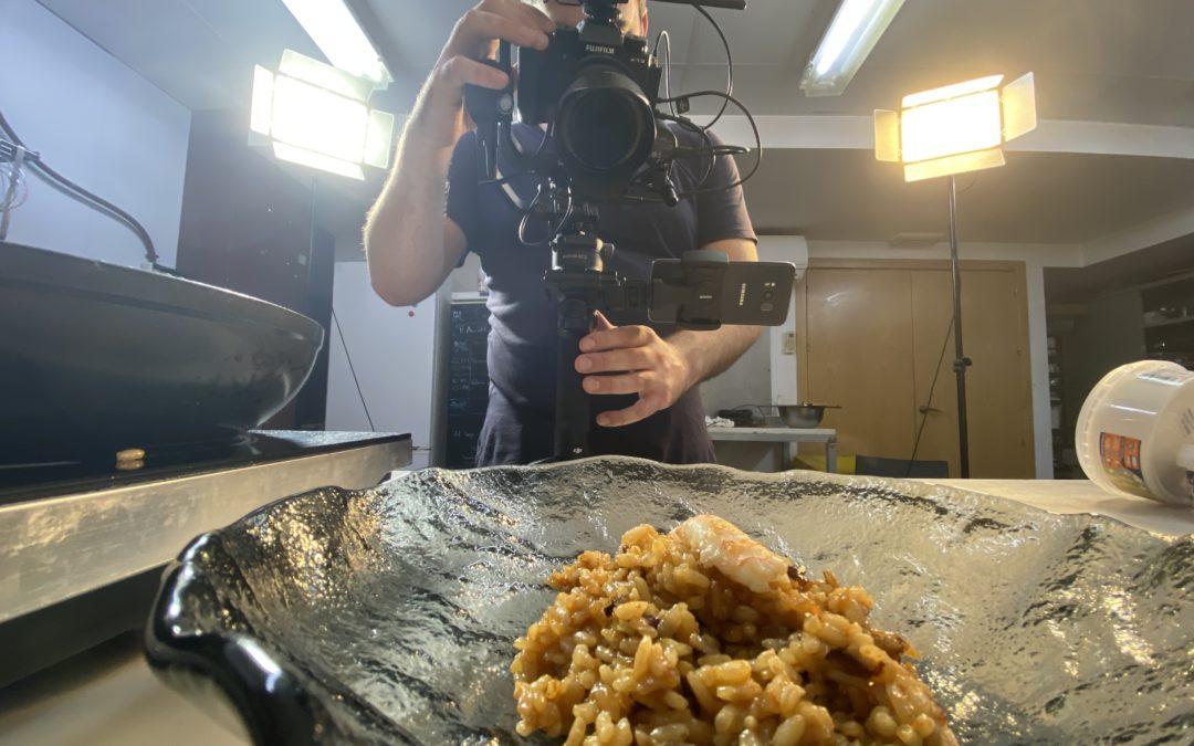 Conoce los secretos para poder hacer arroces secos en paella perfectos